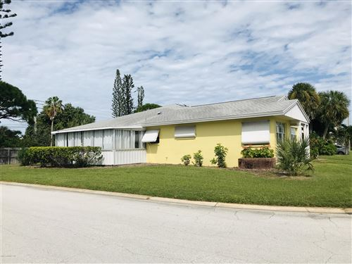 Photo of 214 Emerald Dr N Drive, Indian Harbour Beach, FL 32937 (MLS # 864567)