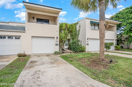 Photo of 38 Emerald Court, Satellite Beach, FL 32937 (MLS # 910567)