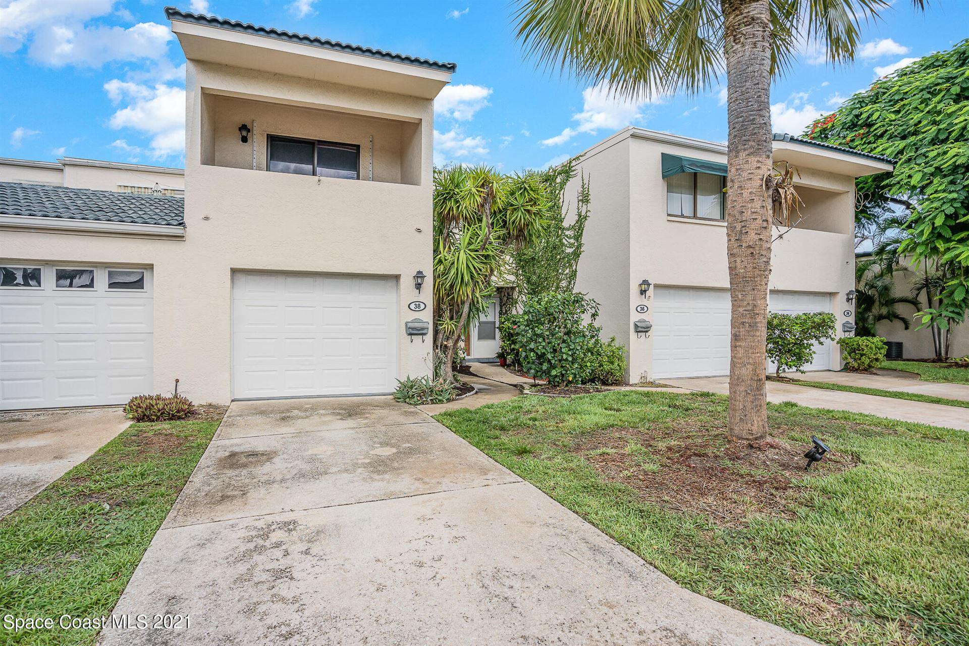38 Emerald Court, Satellite Beach, FL 32937 - #: 910567