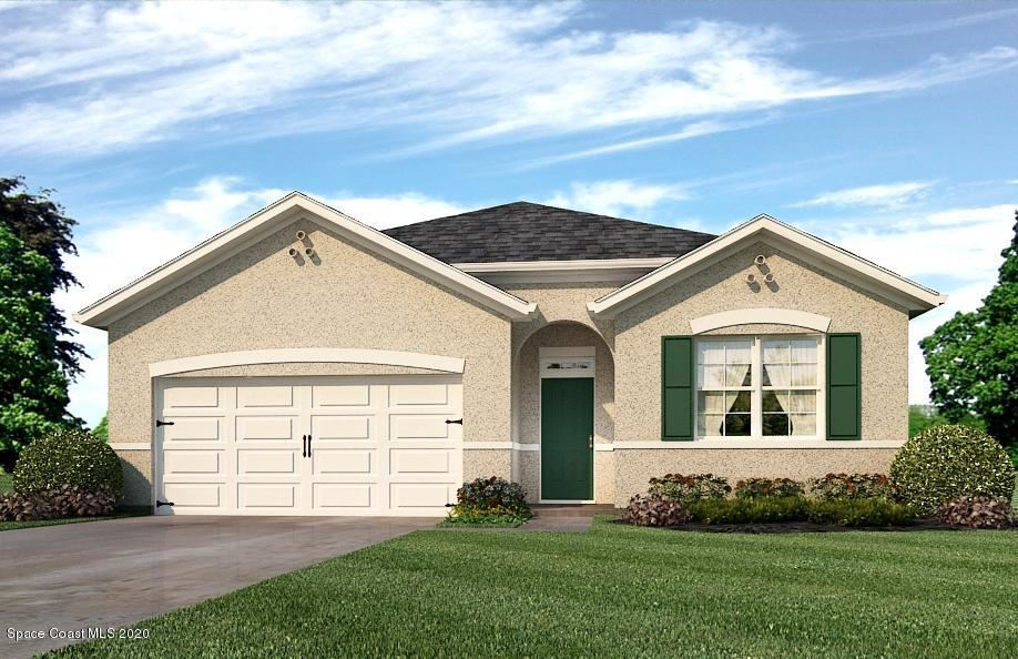 360 Guinevere Drive, Palm Bay, FL 32908 - #: 887568