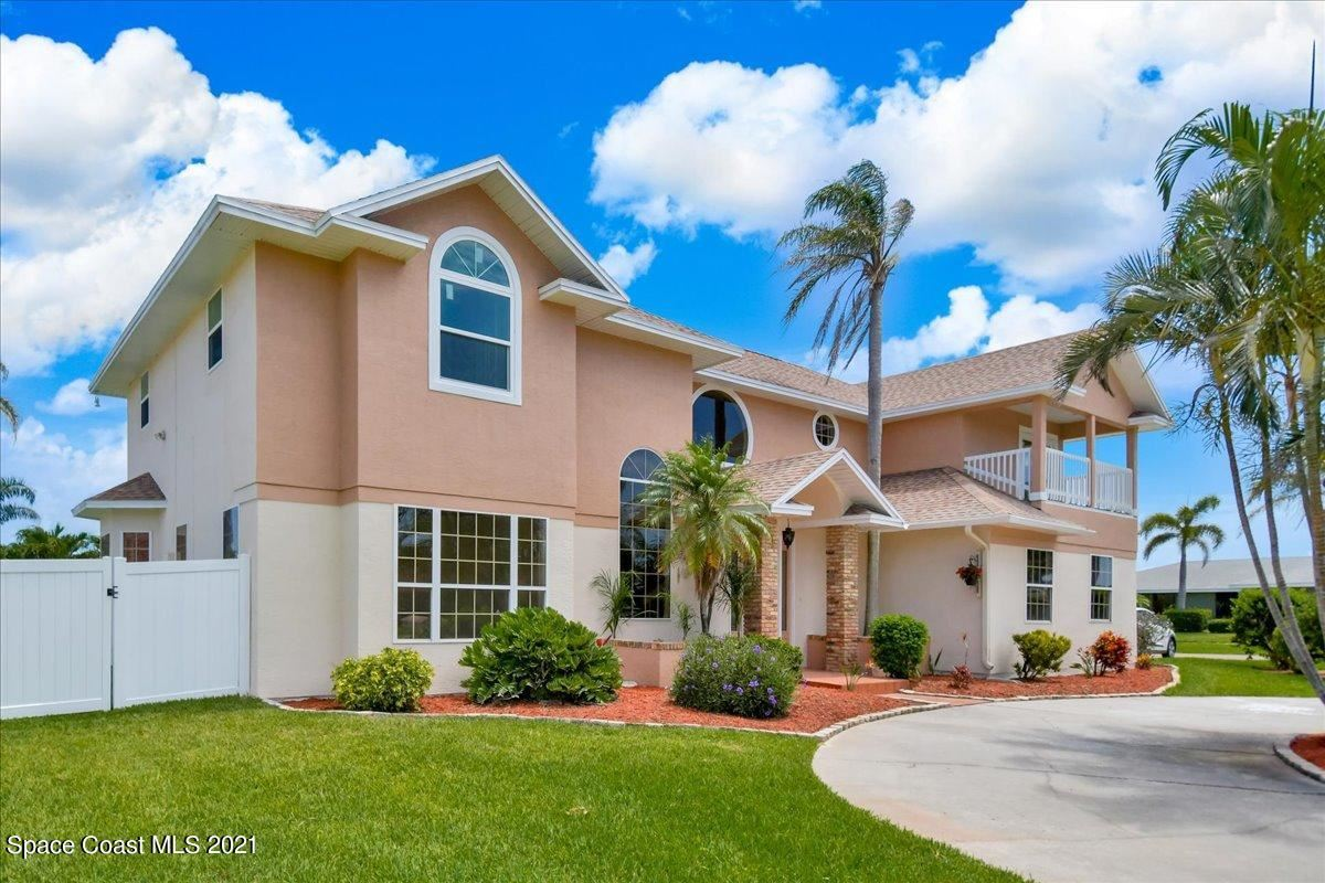 300 Amberjack Place, Melbourne Beach, FL 32951 - #: 907568