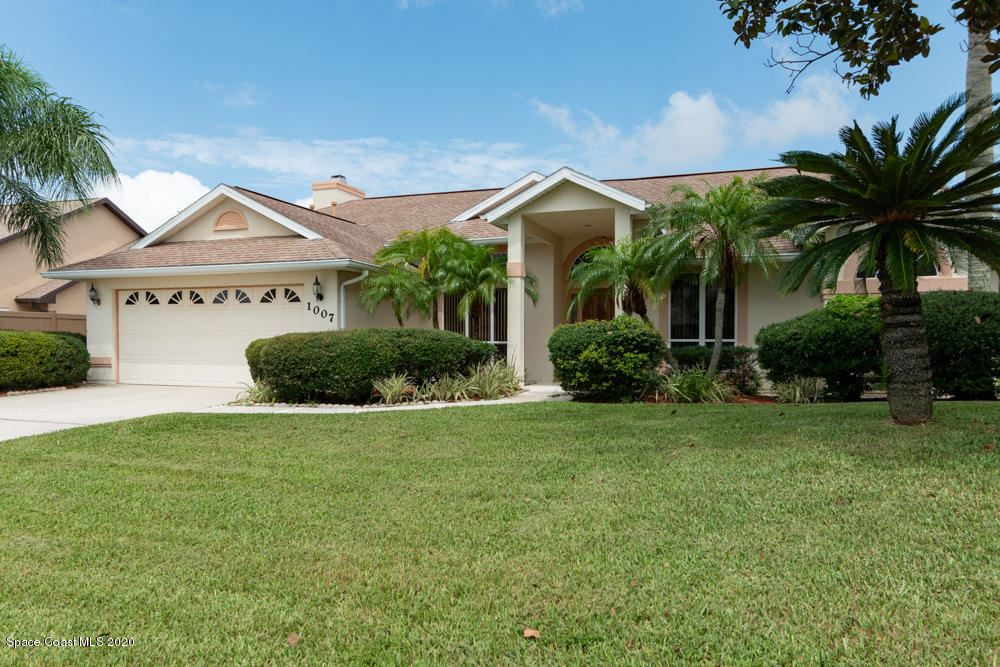 1007 Spanish Wells Drive, Melbourne, FL 32940 - #: 877569