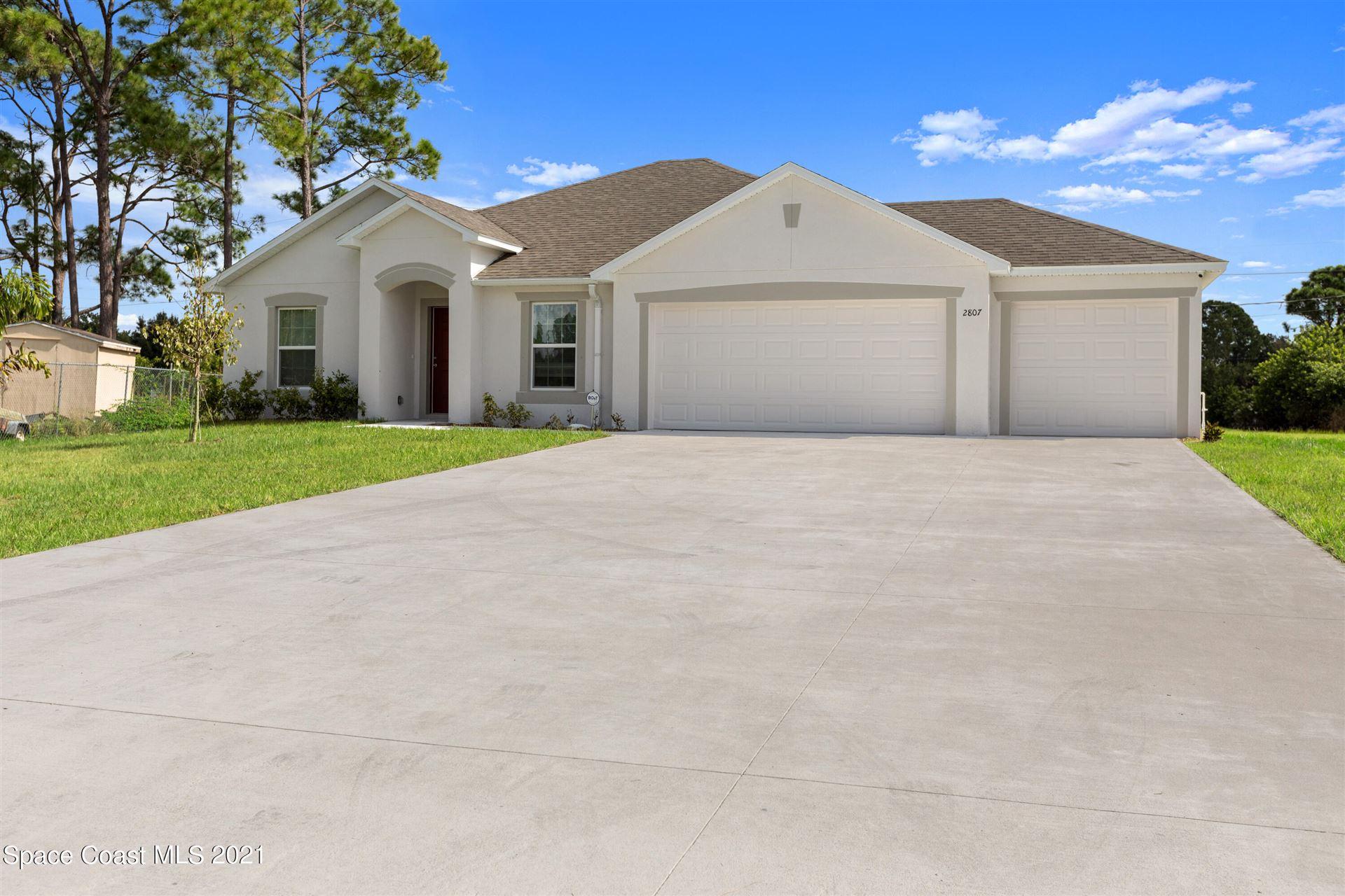 2807 Derby Avenue, Palm Bay, FL 32909 - #: 917569