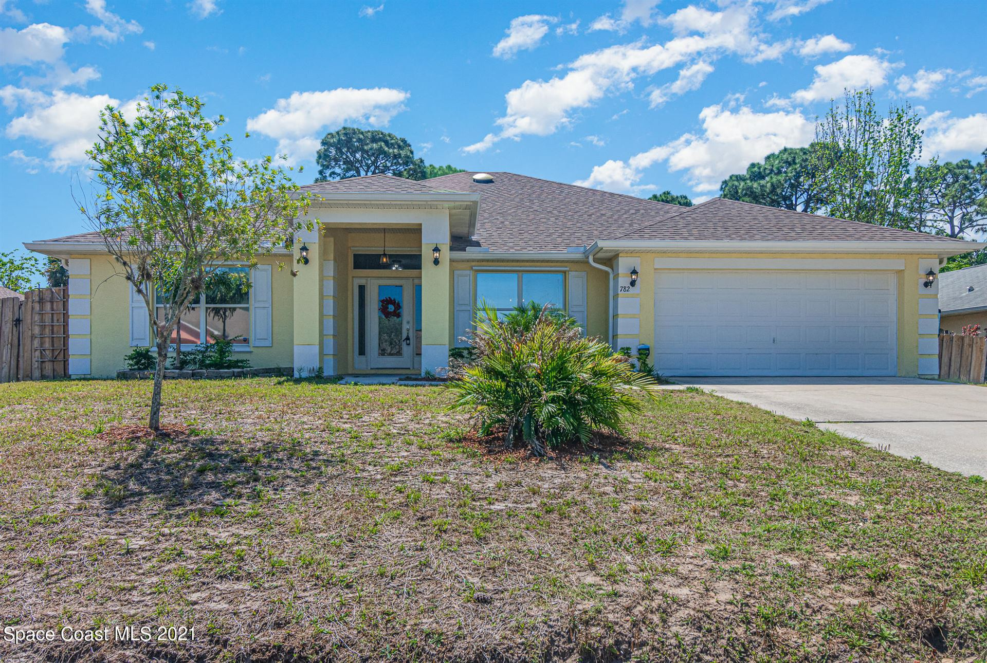 782 Koutnik Road, Palm Bay, FL 32909 - #: 901570