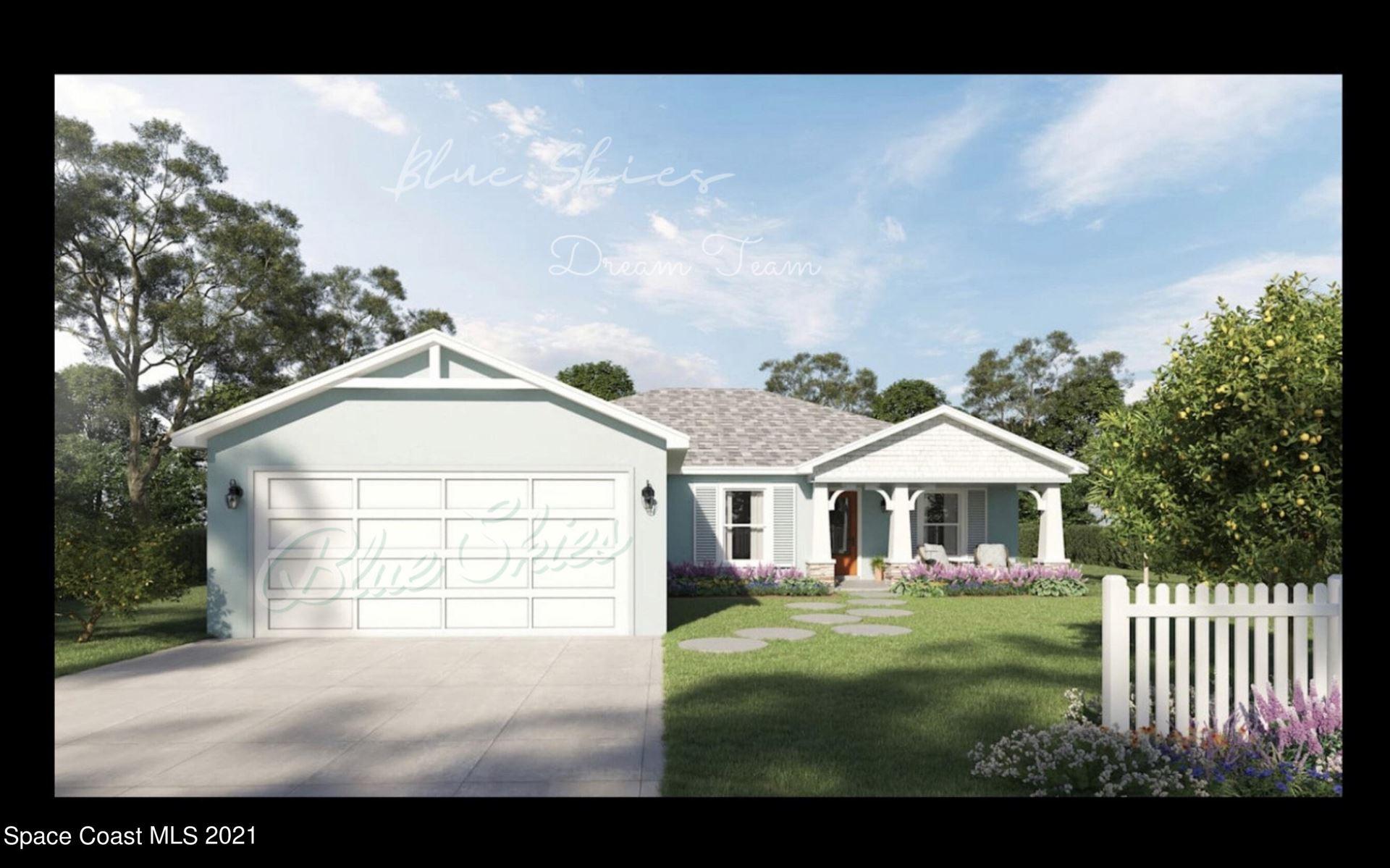 1018 Weslaco Street, Palm Bay, FL 32909 - #: 906570
