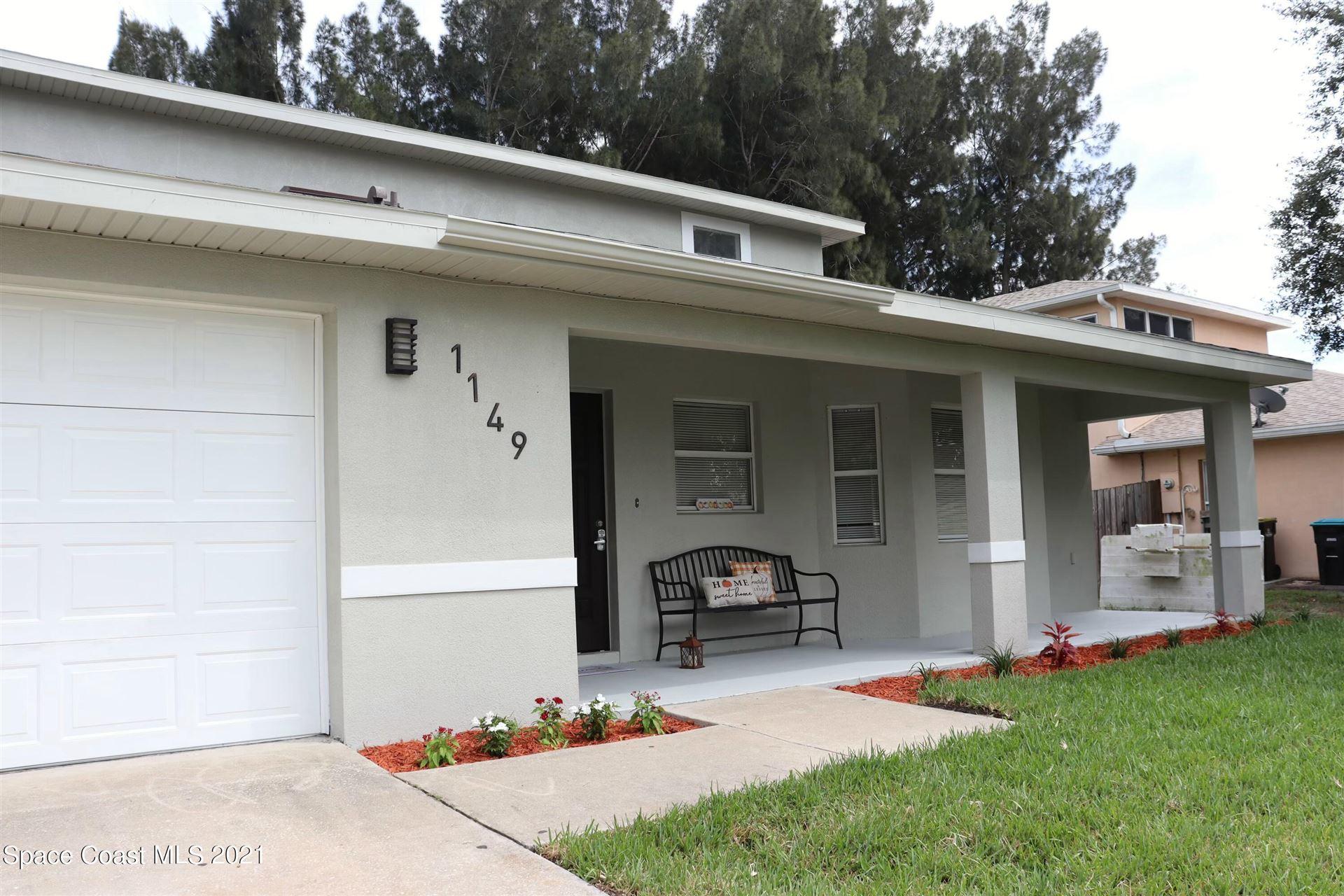 1149 Scyphers Street, Palm Bay, FL 32905 - #: 917570