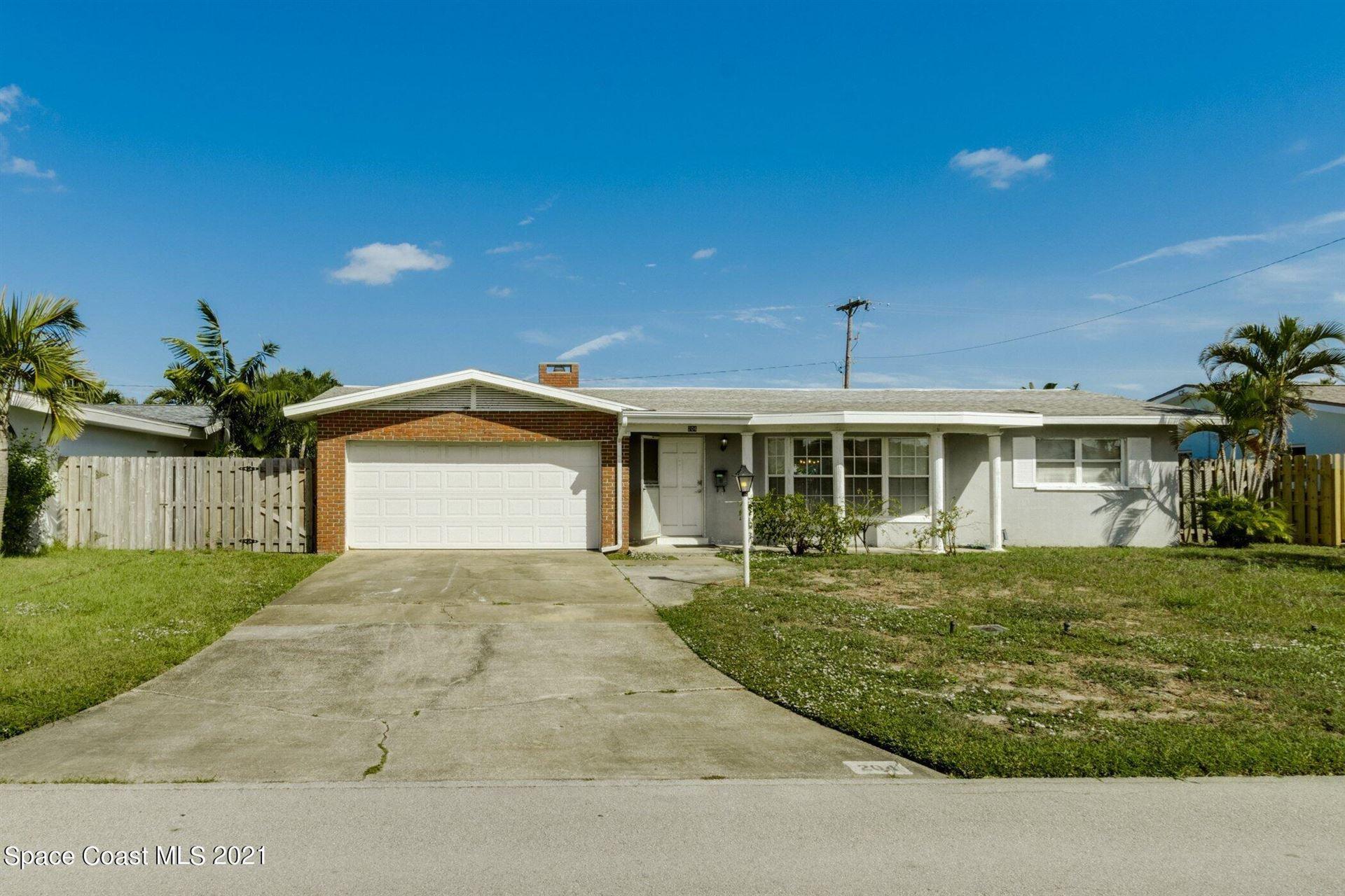 204 Marion Street, Indian Harbour Beach, FL 32937 - #: 918570