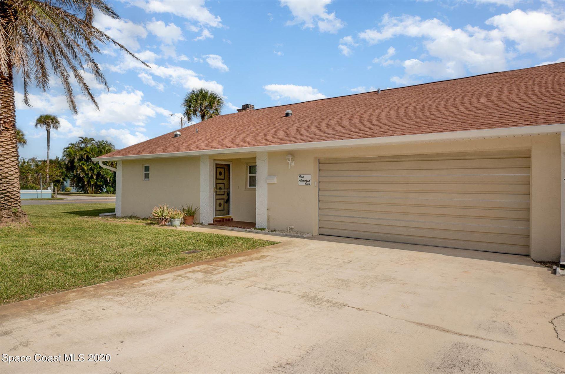 101 Christine Circle, Satellite Beach, FL 32937 - #: 892571