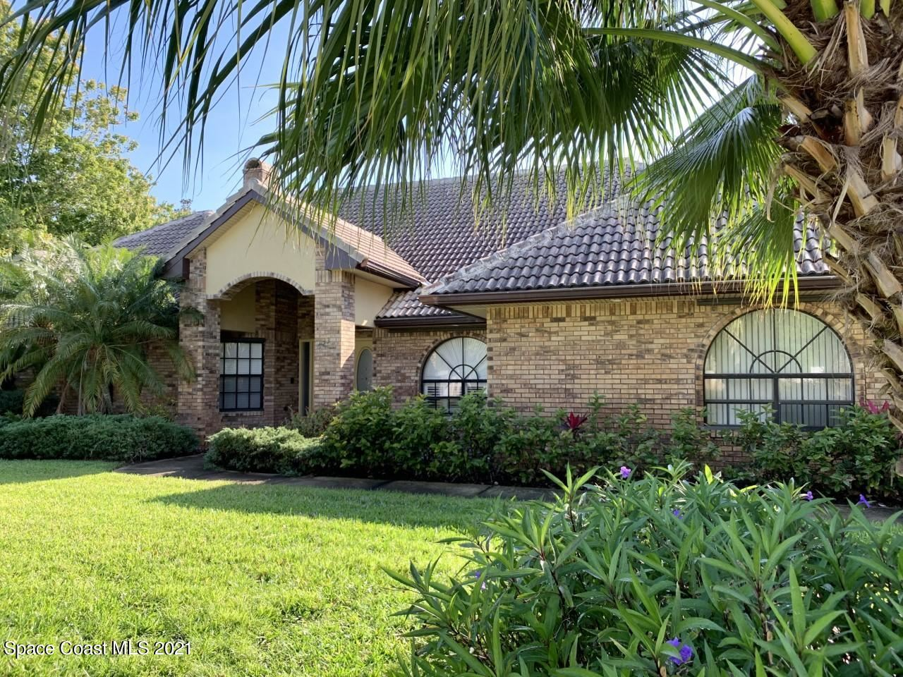 6235 Bertram Drive, Rockledge, FL 32955 - #: 899571