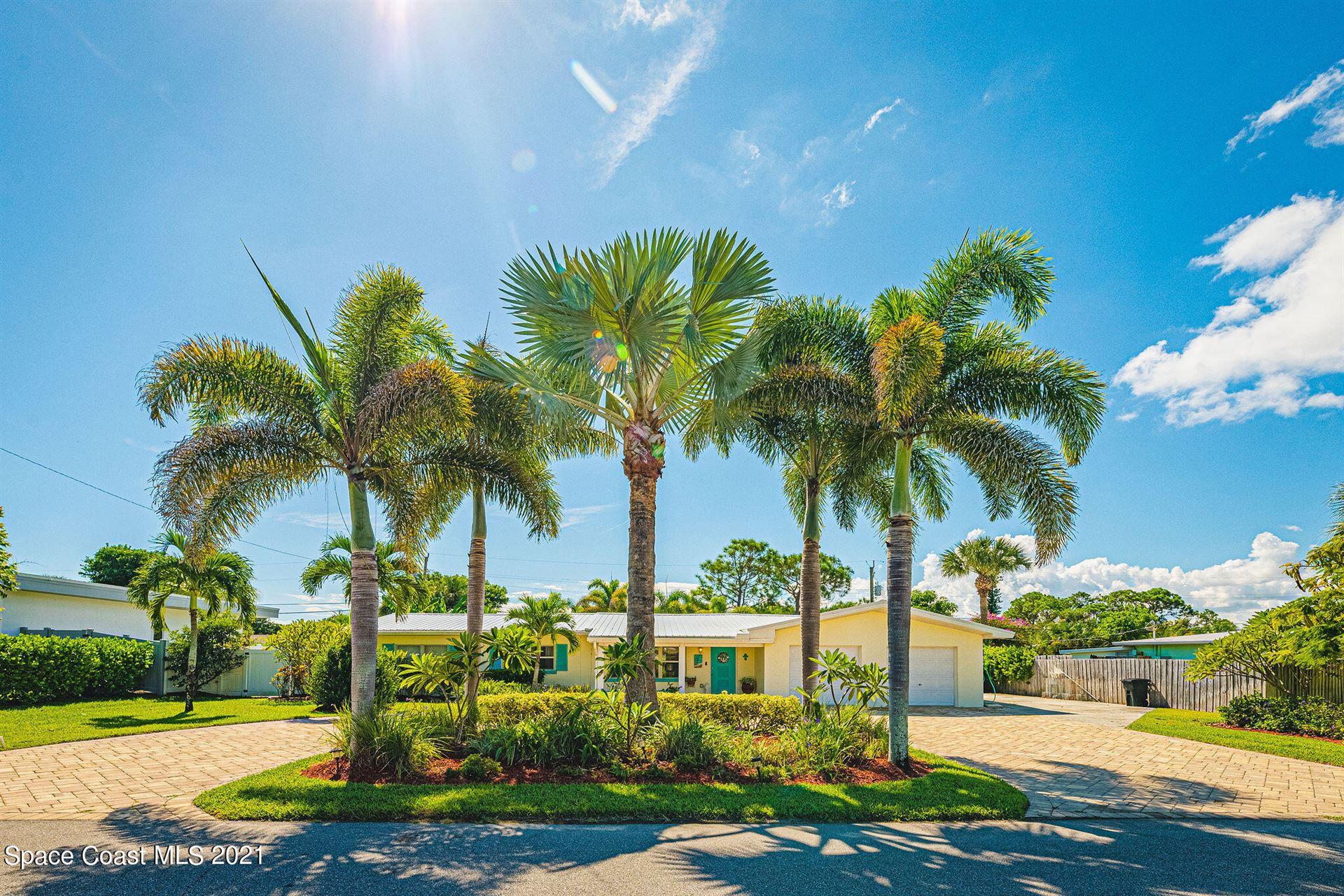415 Hibiscus Trail, Melbourne Beach, FL 32951 - #: 918573