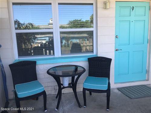 Photo of 490 S Orlando Avenue #9, Cocoa Beach, FL 32931 (MLS # 904576)