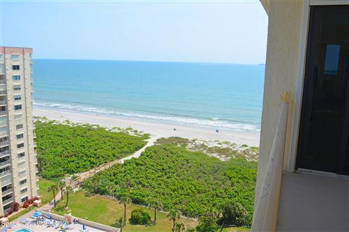 Tiny photo for 750 N Atlantic Avenue #Ph1, Cocoa Beach, FL 32931 (MLS # 903577)