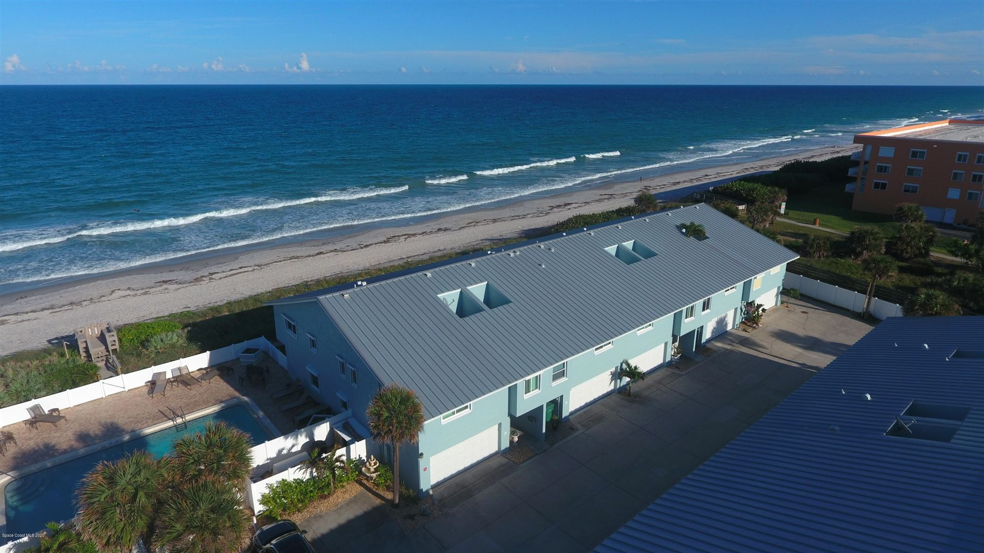 1923 Highway A1a #C-1, Indian Harbour Beach, FL 32937 - #: 887577