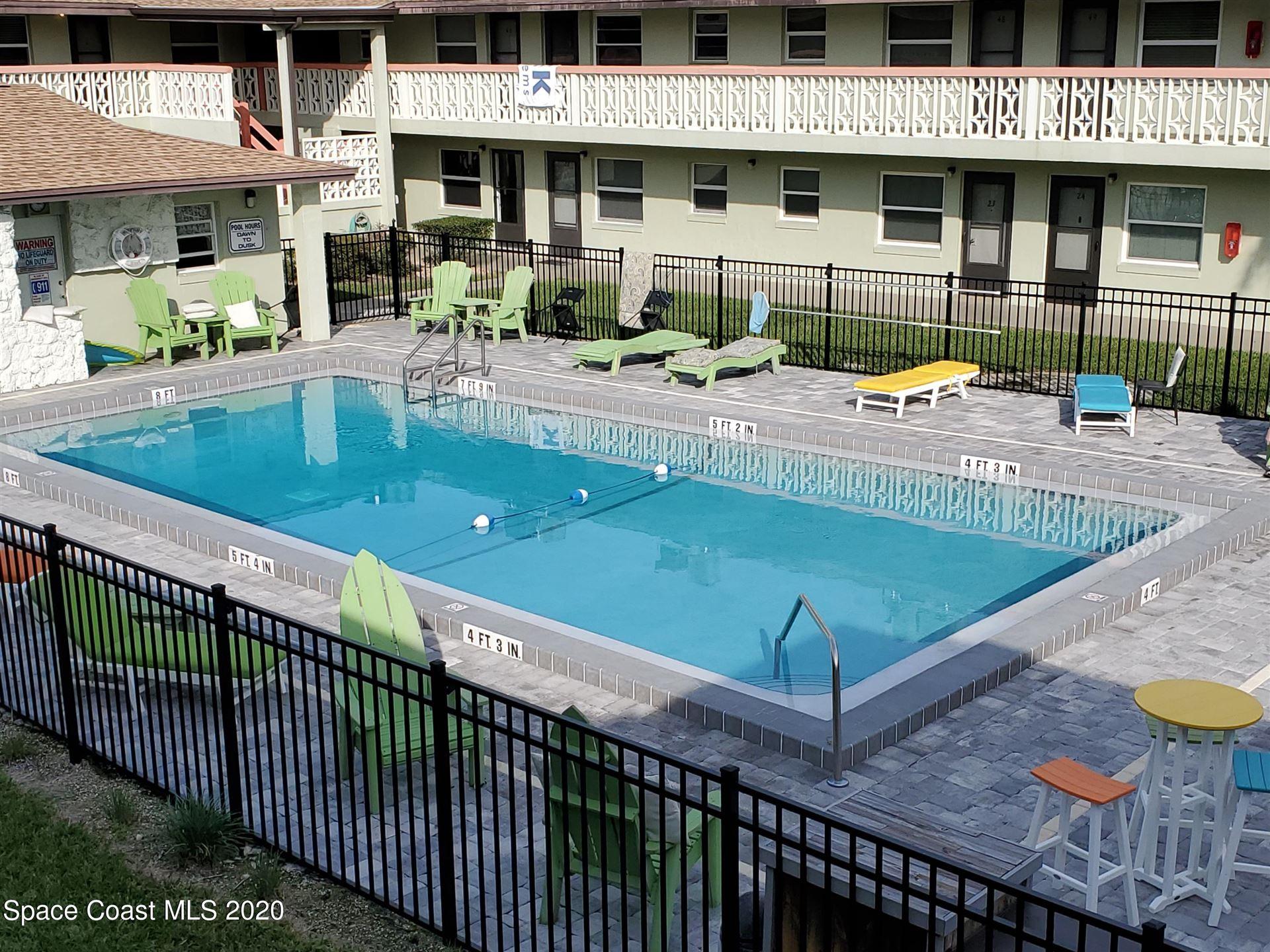 Photo for 5600 N Banana River Boulevard #42, Cocoa Beach, FL 32931 (MLS # 903578)