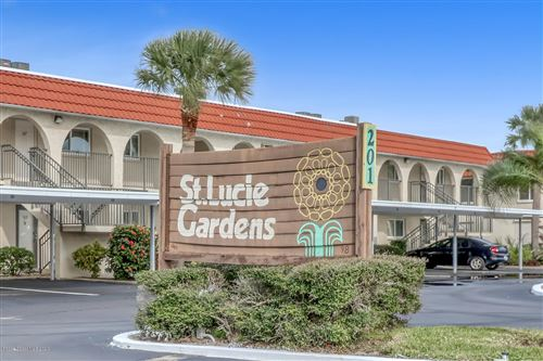 Photo of 201 St Lucie Lane #909, Cocoa Beach, FL 32931 (MLS # 867579)