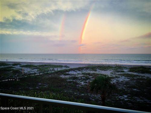 Photo of 299 N Atlantic Avenue #302, Cocoa Beach, FL 32931 (MLS # 901579)