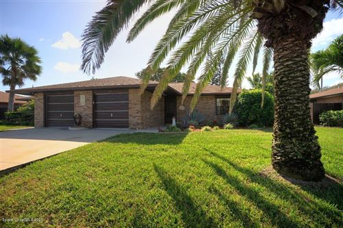 Photo of 143 Normandy Place, Melbourne Beach, FL 32951 (MLS # 865581)