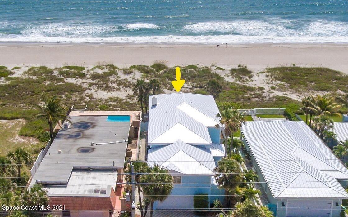 645 S Atlantic Avenue, Cocoa Beach, FL 32931 - #: 903581