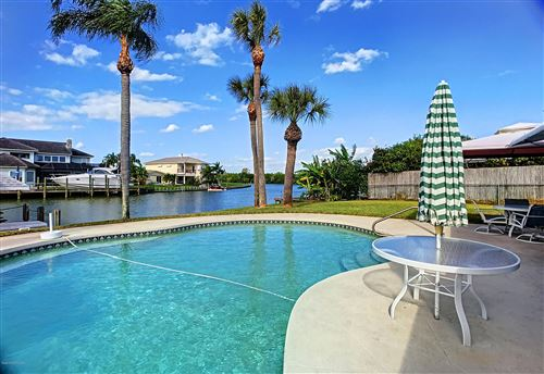 Photo of 52 Crystal River Drive, Cocoa Beach, FL 32931 (MLS # 890584)