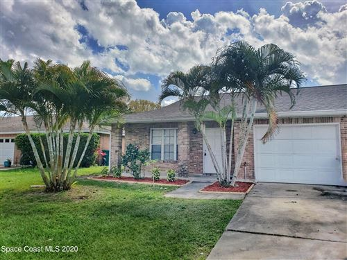 Photo of 2025 Renee Place #B, Melbourne, FL 32935 (MLS # 897584)