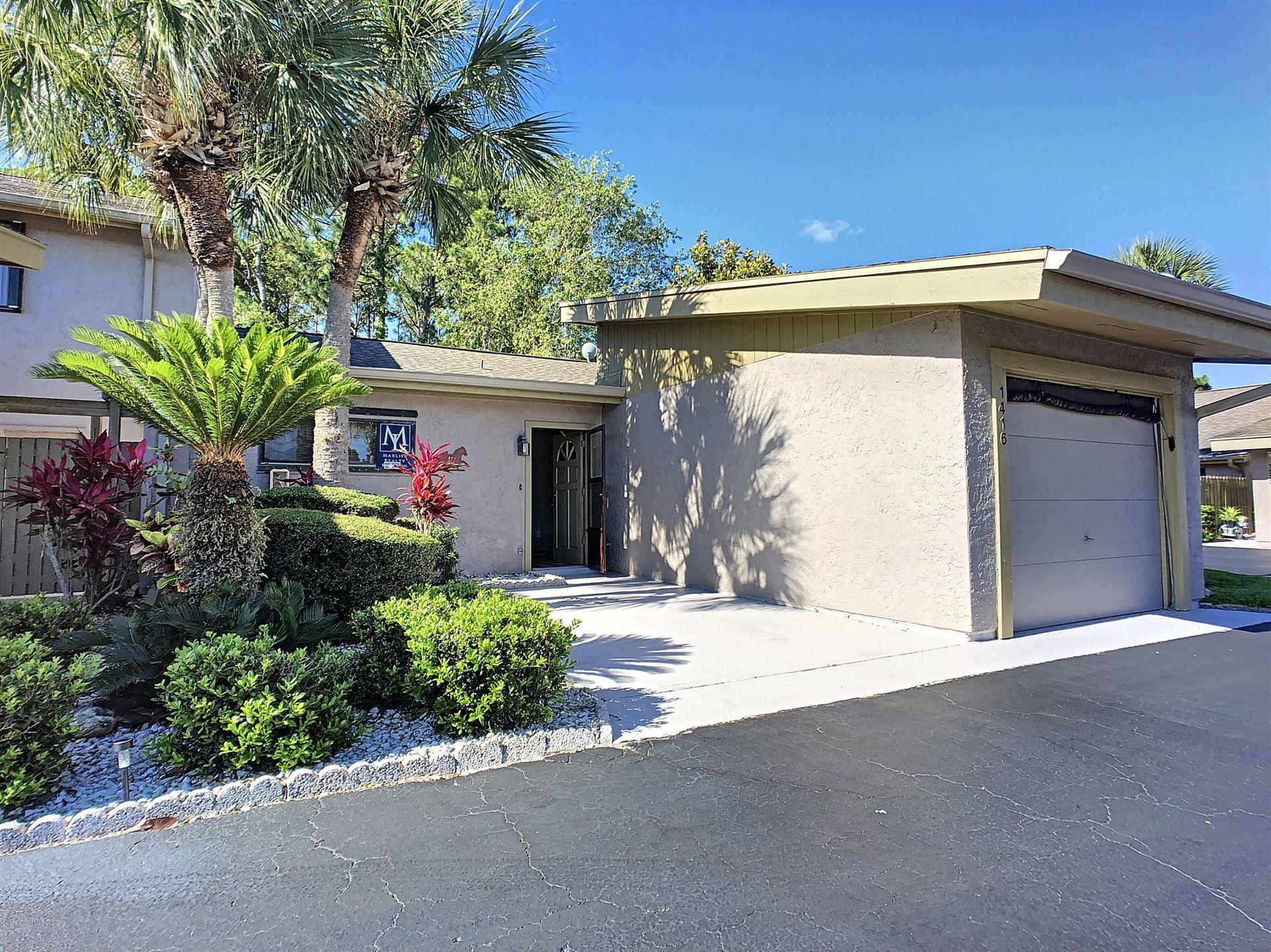 1416 Club Gardens Drive, Palm Bay, FL 32905 - #: 871585