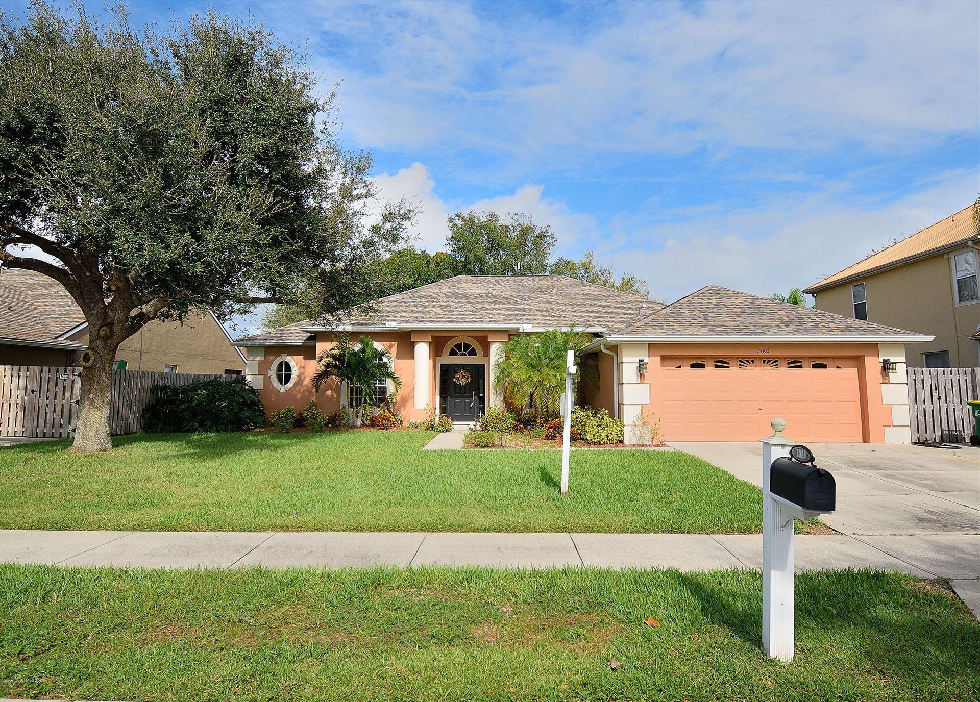 1360 Sanibel Lane, Merritt Island, FL 32952 - #: 888587