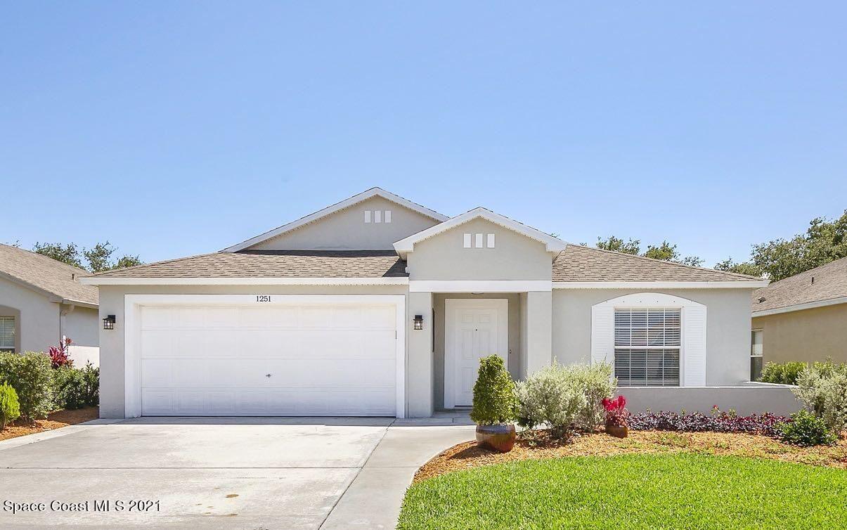1251 Worcester Way, Rockledge, FL 32955 - #: 916589