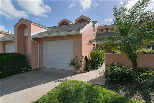 Photo of 115 Casseekee Trail #3115, Melbourne Beach, FL 32951 (MLS # 865594)