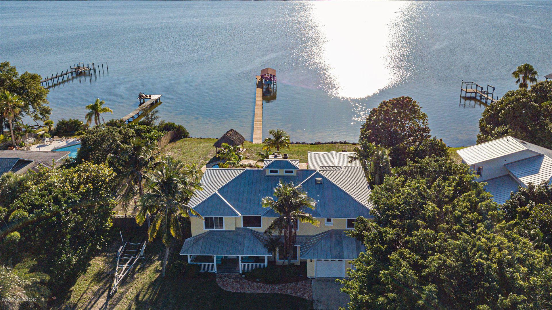 1970 Gates Road, Merritt Island, FL 32952 - #: 874595