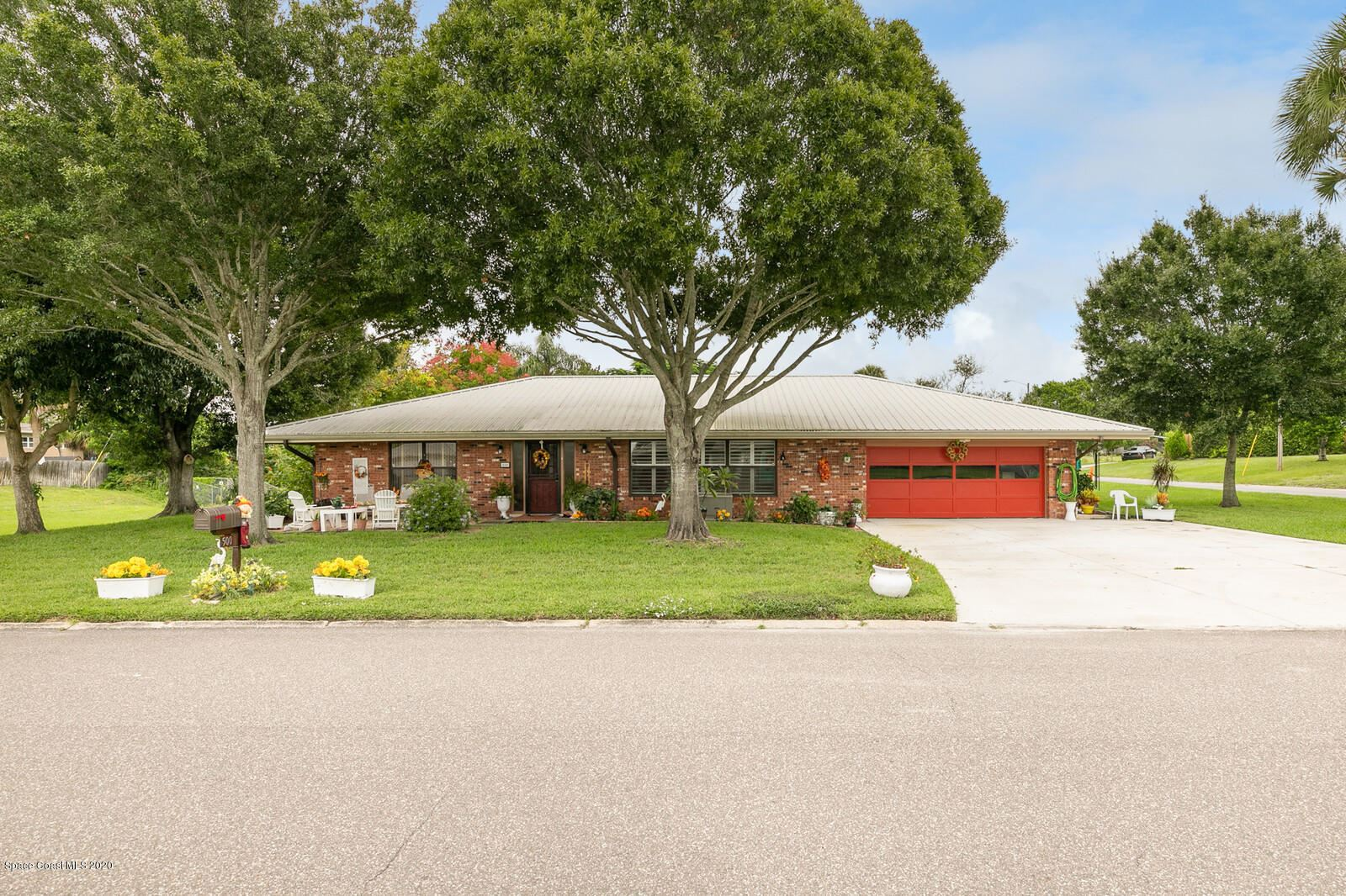 500 Charles Drive, Melbourne, FL 32935 - #: 887595