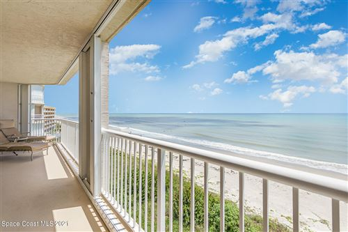 Photo of 2075 Highway A1a #2501, Indian Harbour Beach, FL 32937 (MLS # 909600)