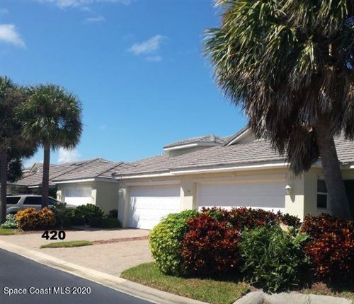 Photo of 420 Moray Place, Melbourne Beach, FL 32951 (MLS # 896601)