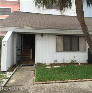 Photo of 350 Chandler Street, Cape Canaveral, FL 32920 (MLS # 848602)