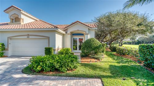 Photo of 879 Aquarina Boulevard, Melbourne Beach, FL 32951 (MLS # 865602)