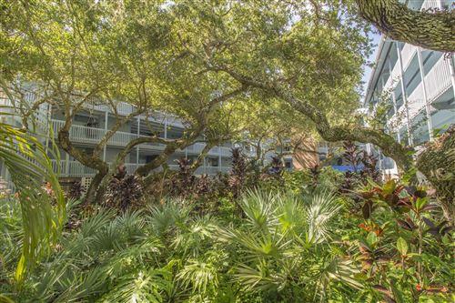 Photo of 240 Hammock Shore Drive #201, Melbourne Beach, FL 32951 (MLS # 879603)