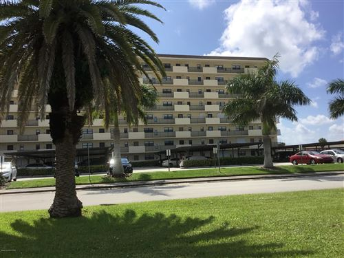 Photo of 500 Palm Springs Boulevard #501, Indian Harbour Beach, FL 32937 (MLS # 888604)