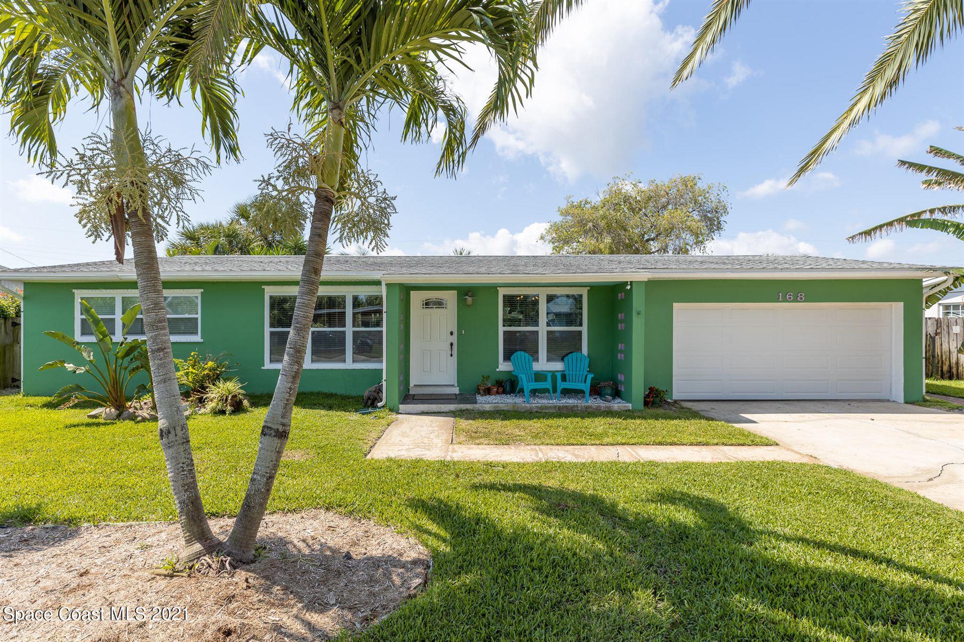 168 Churchill Avenue, Satellite Beach, FL 32937 - #: 903604