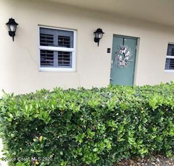 Tiny photo for 190 Cape Shores Circle #5-A, Cape Canaveral, FL 32920 (MLS # 893606)