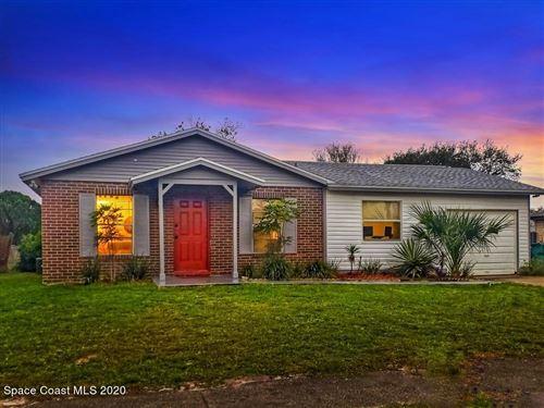 Photo of 2843 Kensington Road, Melbourne, FL 32935 (MLS # 897609)