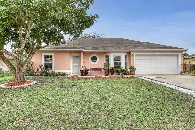 534 Davidson Street, Palm Bay, FL 32909 - #: 892611