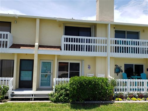 Photo of 4740 S Atlantic Avenue #40, Ponce Inlet, FL 32127 (MLS # 848614)