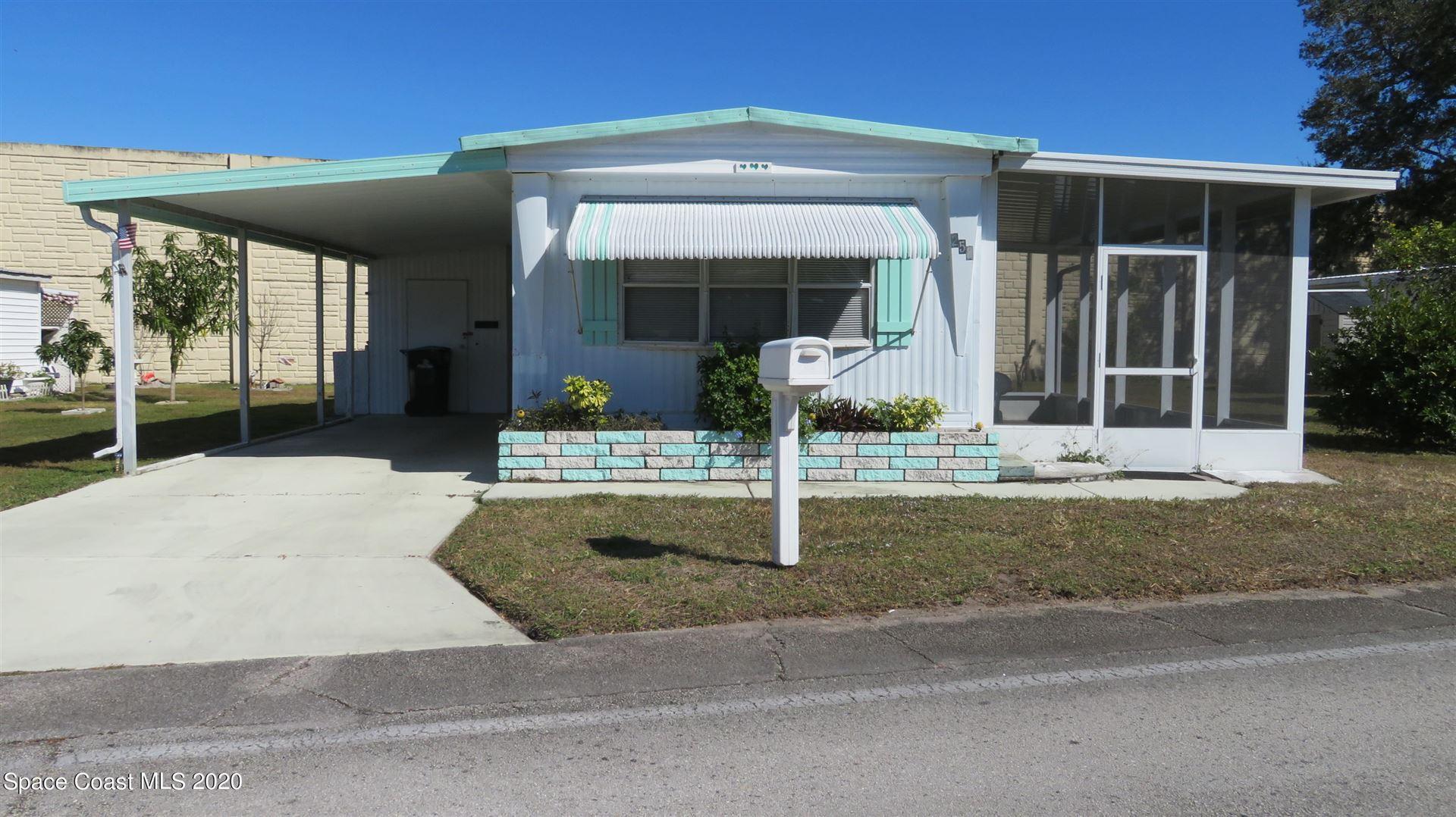 258 Holiday Park Boulevard, Palm Bay, FL 32907 - #: 896614