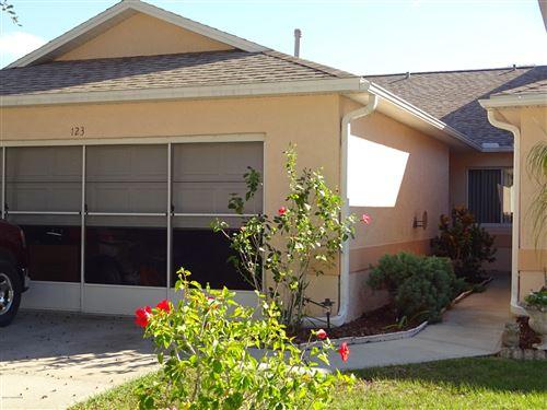 Photo of 123 Plover Lane #731, Rockledge, FL 32955 (MLS # 891617)