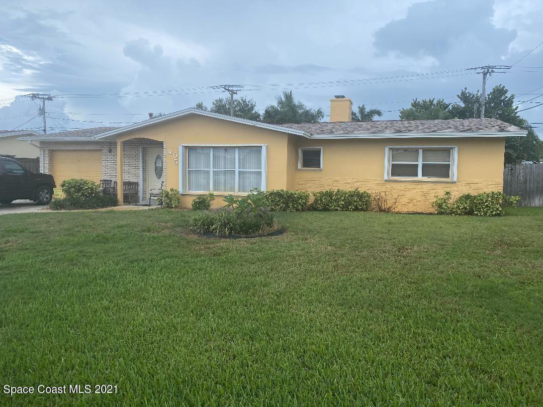 405 Rosedale Drive, Satellite Beach, FL 32937 - #: 914617