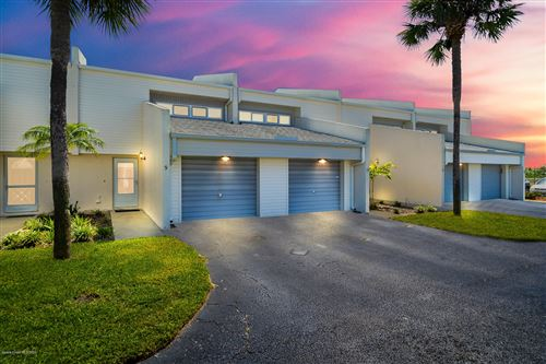 Photo of 810 Poinsetta Drive #9, Indian Harbour Beach, FL 32937 (MLS # 883619)
