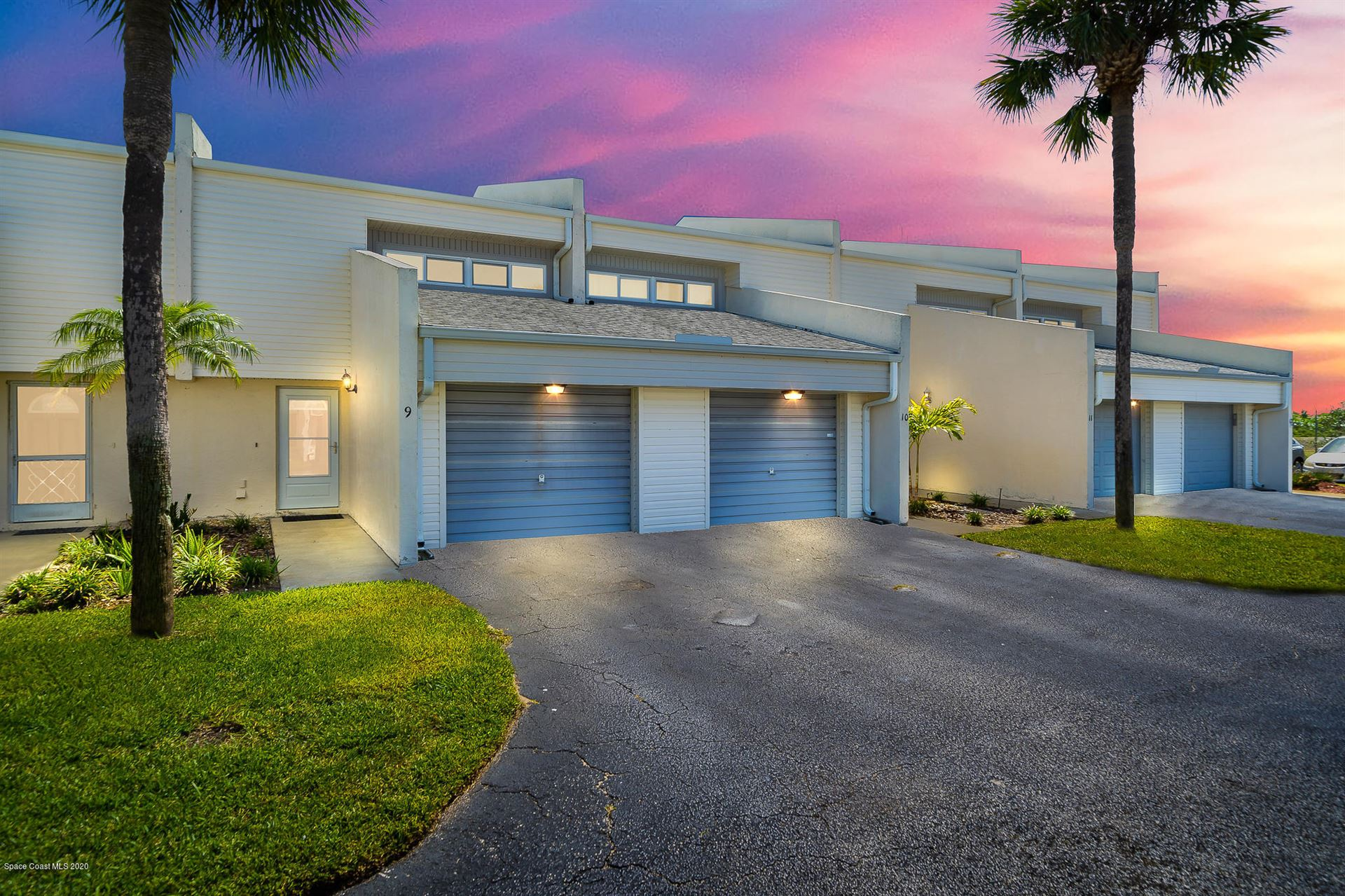 810 Poinsetta Drive #9, Indian Harbour Beach, FL 32937 - #: 883619