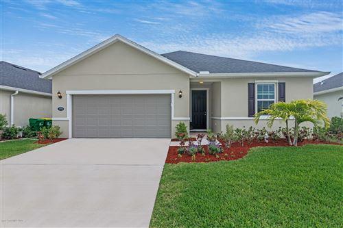 Photo of 1376 Potenza Drive, West Melbourne, FL 32904 (MLS # 876620)