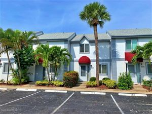 Photo of 175 Seaport Boulevard #36, Cape Canaveral, FL 32920 (MLS # 860621)