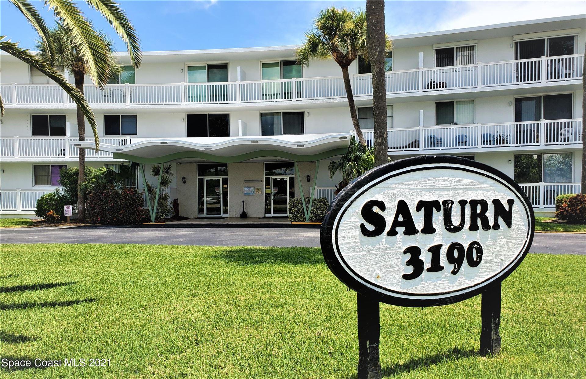 3190 N Atlantic Avenue #324, Cocoa Beach, FL 32931 - #: 912621