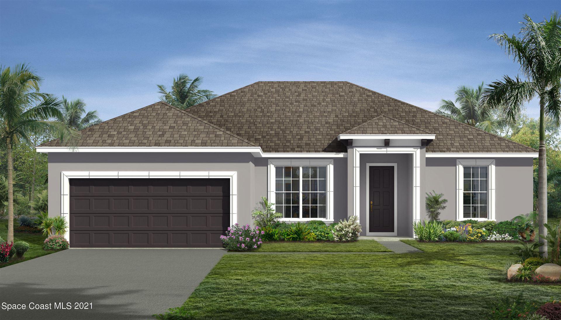 2606 Tolman Avenue, Palm Bay, FL 32909 - #: 918621